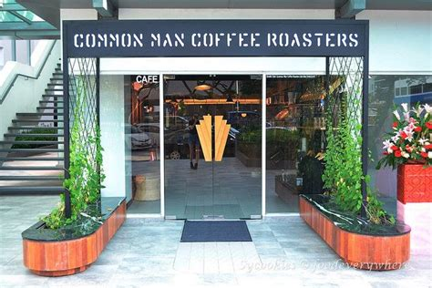 If you love your coffee as much as your food, you can't go wrong with common man coffee roasters (cmcr). Common Man Coffee Roasters (CMCR) @ TTDI KL - Foodeverywhere   Men coffee, Coffee roasters, Roaster