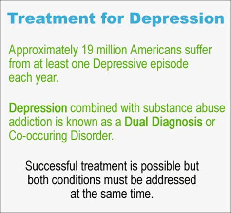 outpatient treatment  depression substance abuse
