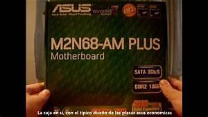 Unboxing Asus M2n68-am Plus