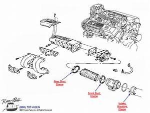 1953-2018 Corvette Air Intake Parts