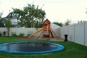In Ground Trampolin : in ground trampoline including assembly parentsneed ~ Orissabook.com Haus und Dekorationen