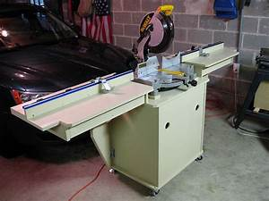 Miter Saw Stand 039 Jeff Branch Woodworking
