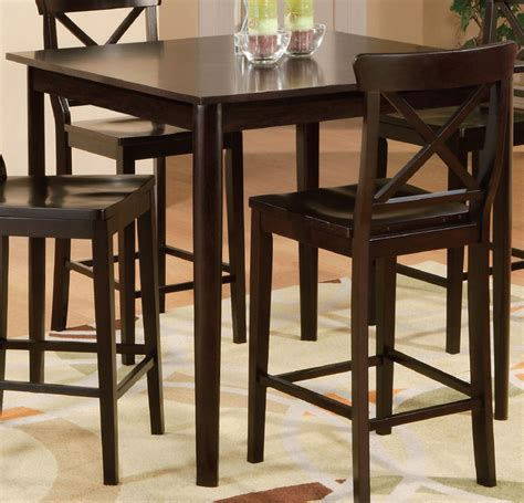 what is table height homelegance blossom hill counter height table 5385 36