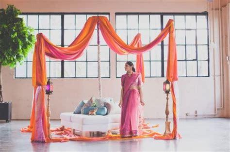 how to make a mandap diy 187 indian wedding blog rubies