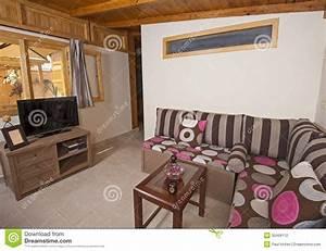 Interior Of Luxury Apartment Stock Photography