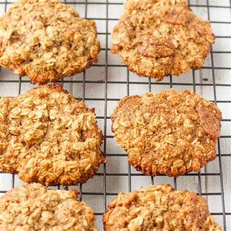 Or better yet, how about a bedtime snack with a tall glass. Oatmeal Pecan Cookies | Recipe | Snack bites, Pecan ...