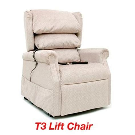 Pride Lift Chair by Pride T3 Riser Recliner Lift Chair