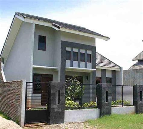 contoh rumah minimalis sederhana  lantai denah rumah