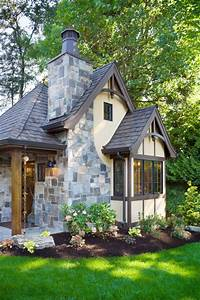The rivendell manor traditional exterior portland for Cottage house ideas rivendall