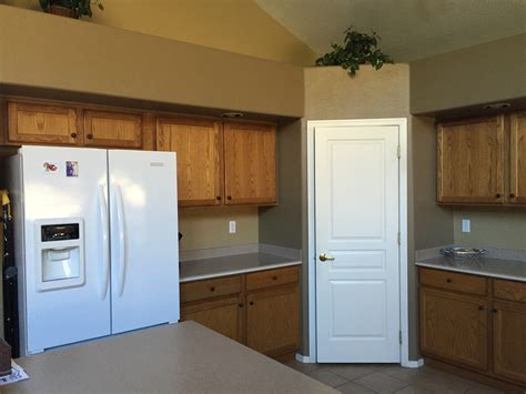 can kitchen cabinets be refinished diy q a home improvement database and library 8048