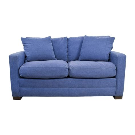 blue jean denim sofa denim sofa and loveseat blue jean sofas queen sleeper sofa