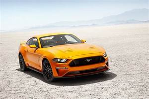 New Ford Mustang V8 GT With Performace Pack In Orange Fury 2 - Photo 220010735 - All New 2018 ...