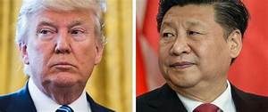 Trump faces diplomatic test in summit with China's Xi ...