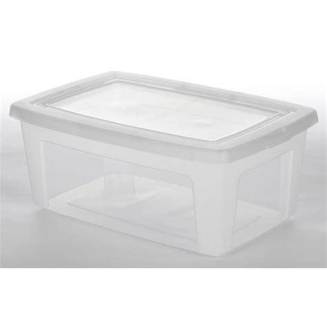 bo 238 te modular clear box plastique l 26 5 x p 39 5 x h 15 6 cm leroy merlin