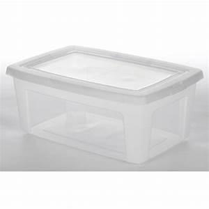 Boite De Rangement Alimentaire : bo te modular clear box plastique x x ~ Dailycaller-alerts.com Idées de Décoration