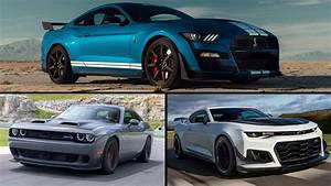 2020 Ford Mustang Gt Specs