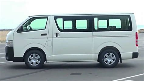 Toyota Hiace Picture by Toyota Hiace 2019 All New Toyota Hiace 2019 Interior
