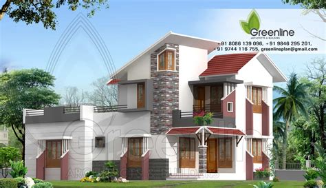 Home Design Kerala : Low Cost House In Kerala With Plan & Photos