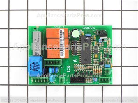 ge wbx printed circuit board appliancepartsproscom
