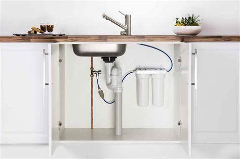 twin  sink water filter system pure water systems