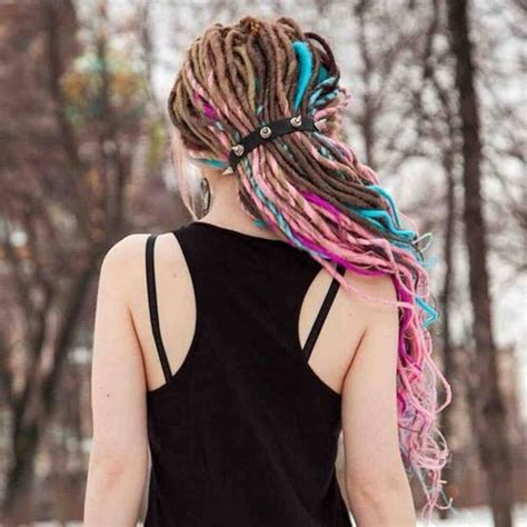 colorful dreads pictures   images  facebook