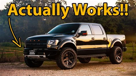 Best Truck 5 Best Truck Mods Every Truck Owner Should Consider
