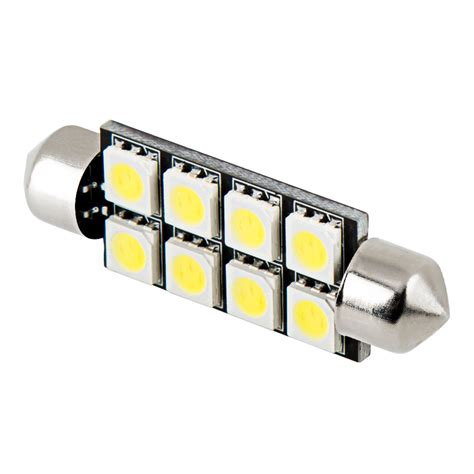 led can light bulbs 578 can bus led bulb 8 led festoon 44mm festoon base
