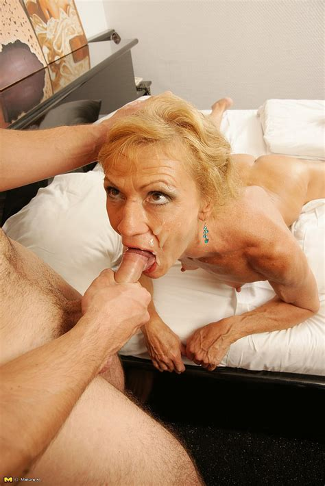 Horny Mature Katelyna Down On A Stiff Boner Milf Fox