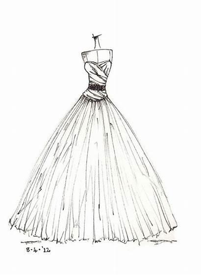 Sketches Drawings Sketch Drawing Dresses Designs Designer