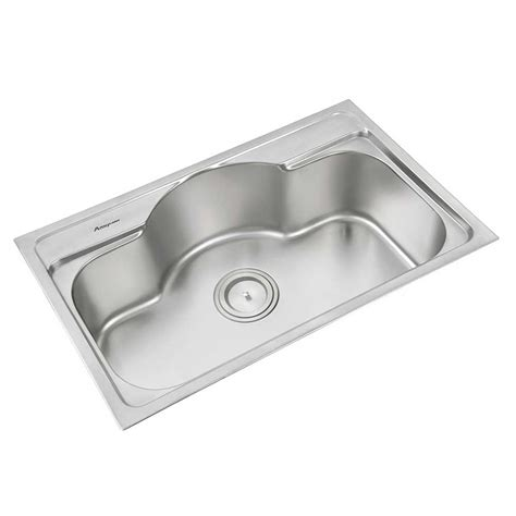 high quality stainless steel kitchen sinks single sink high quality stainless steel kitchen sinks 8387