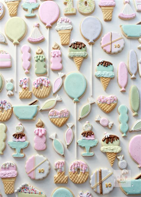 decorate cookies confetti cut out cookie recipe sweetopia