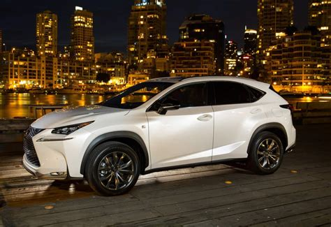 2015 Lexus Nx200t F Sport Review And Test Drive