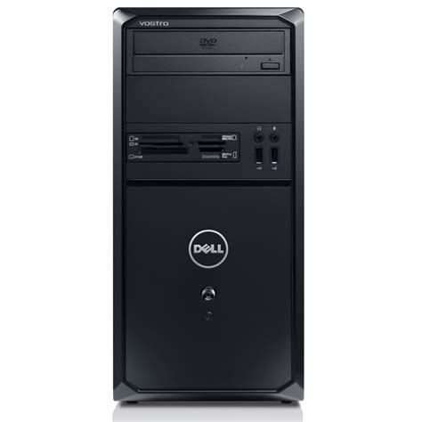 ordinateur de bureau intel i3 dell vostro 260 mt i3 4g 500g pc de bureau dell sur