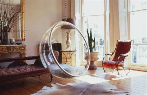 Siège Suspendu Design Pour Un Intérieur Original Et élégant