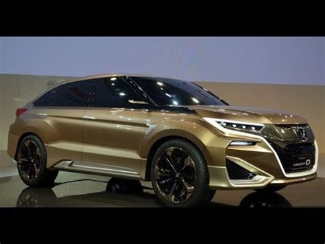 honda mysteries suv expected launch