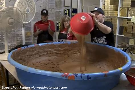 swimming pool of chocolate bedtime math daily math