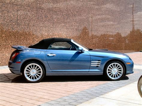 Buy Chrysler Crossfire by Chrysler Crossfire Srt6 Roadster Picture 11 Reviews