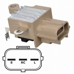 Denso Voltage Regulator Wiring Diagram