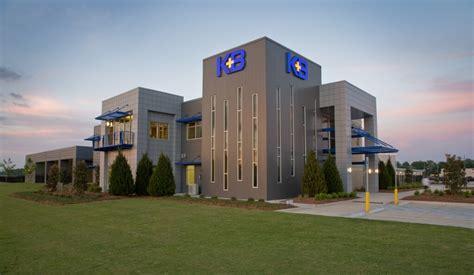 K+B Industries Corporate Headquarters - Duplantis Design Group
