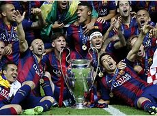 Barcelona cruises past Juventus to claim Champions League