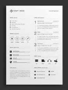 creative graphic designer resume sle best 20 creative resume design ideas on
