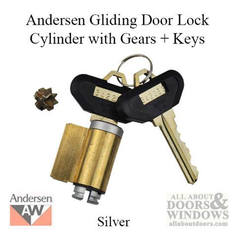 andersen key locks cylinders