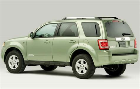 ford escape hybrid gas mileage wwwproteckmachinerycom