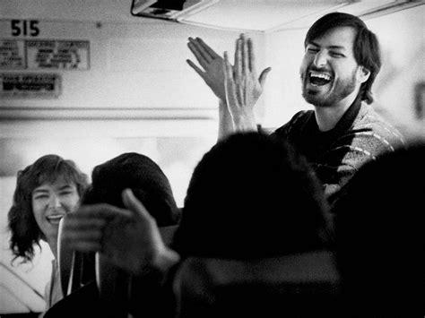 Rare Photos Of Steve Jobs Revealed From Photographer's