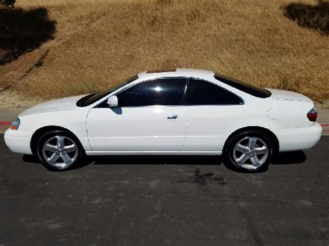 2001 Acura Cl S by 2001 Acura Cl 3 2 Type S 2dr Coupe W Navigation In Pinole
