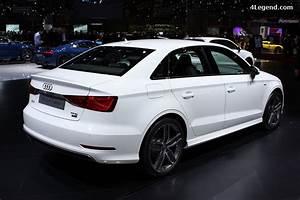 Audi A3 Berline 2016 : gen ve 2016 deux a3 berline et leurs modifications ~ Gottalentnigeria.com Avis de Voitures
