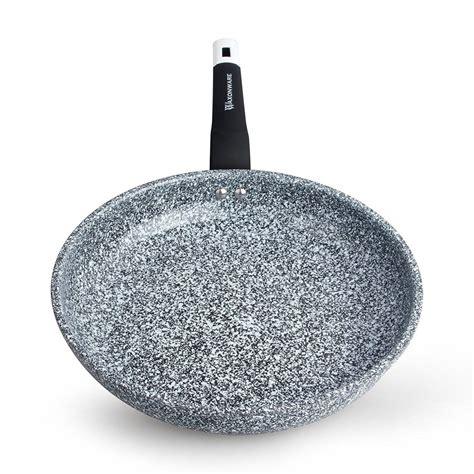 frying pan  glass top stove   stick frying pan