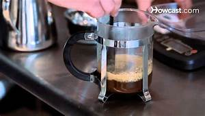 French Press Kaffeepulver : how to use a french press perfect coffee youtube ~ Orissabook.com Haus und Dekorationen