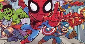 Watch Series Marvel Super Hero Adventures - Season 1 (2017 ...