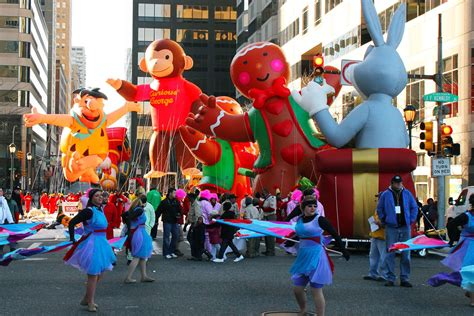 abc dunkin donuts thanksgiving day parade